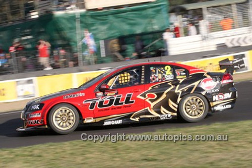 G. Tander / N. Percat, Holden Commodore VE2 - Bathurst 1000 -  2012  - Photographer Craig Clifford