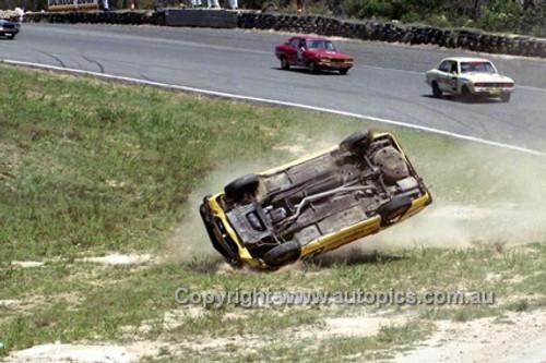 87049  - Iain Sprod - Mazda - Amaroo 1987 - Photographer Lance J Ruting