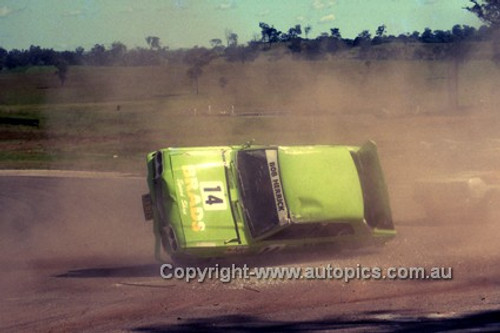 87052  - Bob Herrick - Mazda - Oran Park 1987 - Photographer Lance J Ruting