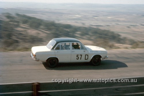 67768 - David McKay / George Reynolds Audi Super 90  - Gallaher 500 Bathurst 1967 - Photographer Geoff Arthur