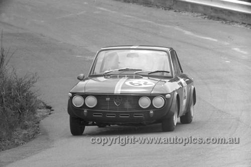 68241 - Graeme Ward Lancia Fulvia - Catalina Park Katoomba 1968 - Photographer David Blanch