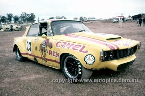 73214 - Jim Smith Rover - Photographer Peter D'Abbs