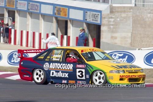 94752  -  Steve  Reed & Trevor  Ashby  Commodore   VP  - Tooheys 1000 Bathurst 1994 - Photographer Marshall Cass