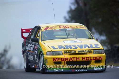 94753  -  Steve  Reed & Trevor  Ashby  Commodore   VP  - Tooheys 1000 Bathurst 1994 - Photographer Marshall Cass