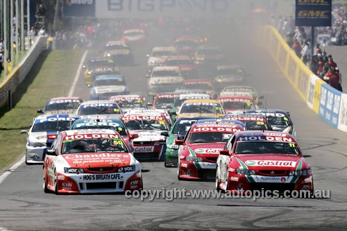 204700- Start of the Bathurst 1000 - 2004