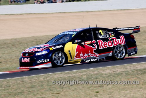 13703 - J. Whincup / P.Dumbrell  Holden Commodore VF - Bathurst 1000 - 2013  - Photographer Craig Clifford