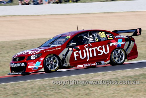 13715 - S. McLaughlin / J. Perkins  Holden Commodore VF - Bathurst 1000 - 2013  - Photographer Craig Clifford