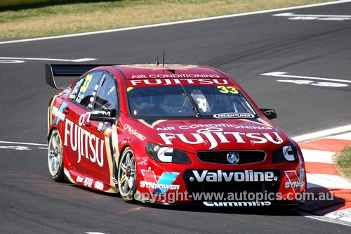13716 - S. McLaughlin / J. Perkins  Holden Commodore VF - Bathurst 1000 - 2013  - Photographer Craig Clifford