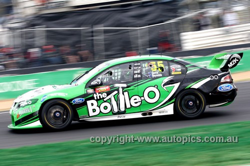 13717 - D. Reynolds / D. Canto   Ford Falcon FG - Bathurst 1000 - 2013  - Photographer Craig Clifford