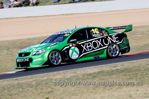 13719 - A. Priaulx / M. Ekstrom    Holden Commodore VF - Bathurst 1000 - 2013 - Photographer Craig Clifford