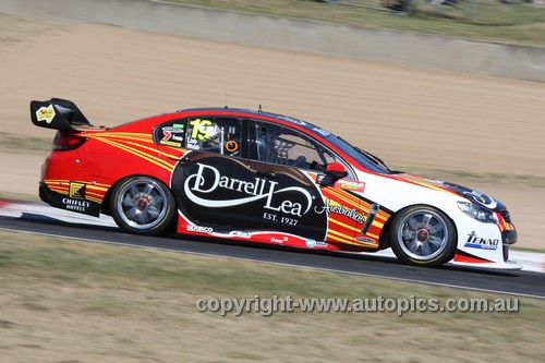 13724 - J. Webb / M. Lieb    Holden Commodore VF - Bathurst 1000 - 2013 - Photographer Craig Clifford