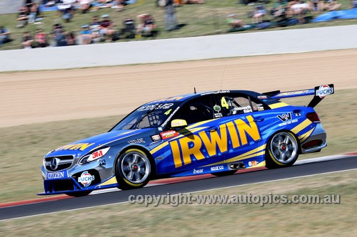 13728 - L. Holdsworth / C. Baird  Mercedes E63 AMG - Bathurst 1000 - 2013 - Photographer Craig Clifford