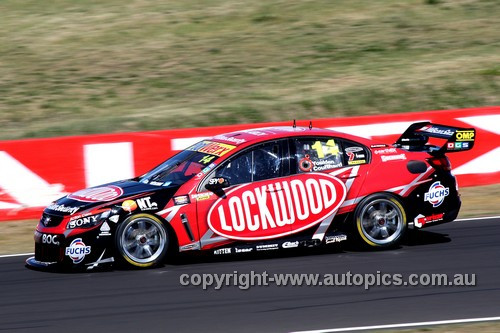 13731 - F. Coulthard / L. Youlden   Holden Commodore VF - Bathurst 1000 - 2013 - Photographer Craig Clifford