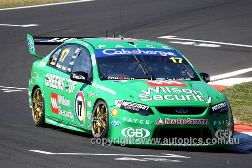 13741 - C. Mostert / D. Wood   Ford Falcon FG - Bathurst 1000 - 2013 - Photographer Craig Clifford