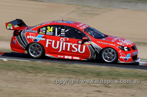 13745 - A. Premat / G. Ritter  Holden Commodore VF - Bathurst 1000 - 2013 - Photographer Craig Clifford