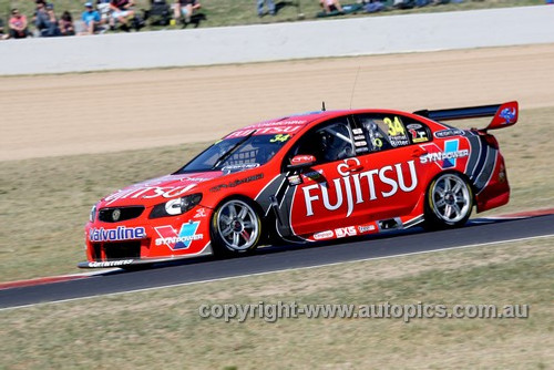 13746 - A. Premat / G. Ritter  Holden Commodore VF - Bathurst 1000 - 2013 - Photographer Craig Clifford