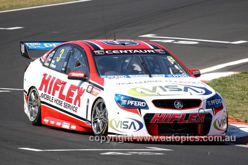 13747 - T. D'Alberto / J. Reid  Holden Commodore VF - Bathurst 1000 - 2013 - Photographer Craig Clifford