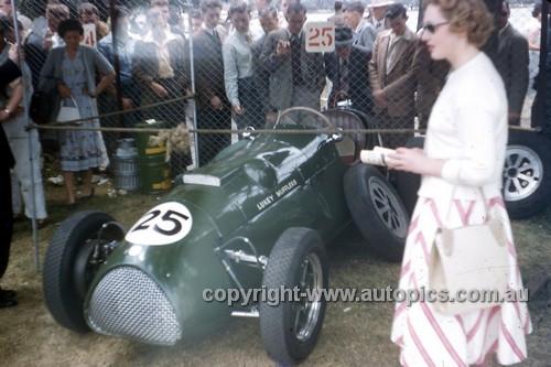 56514 - Len Lukey, Cooper T23 Bristol - Australian Grand Prix  Albert Park 1956 -  Photographer Simon Brady
