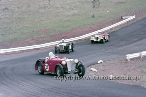63418 - J. Evans, MCTC - Oran Park 1963 - Anne Blackwood Collection