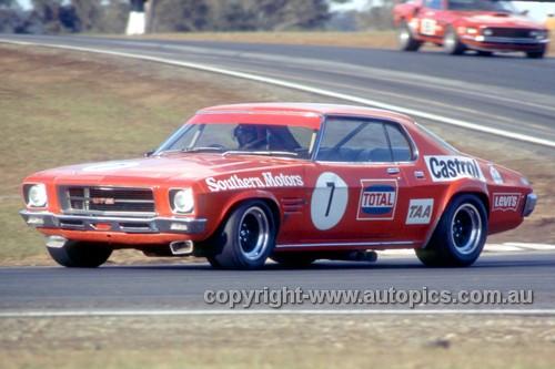 72291 - John Harvey, Holden Monaro - Oran Park 1972