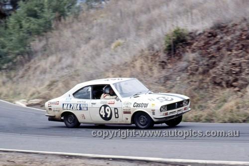 72842 - George Gath Mazda RX2 - Hardie Ferodo 500 Bathurst 1972