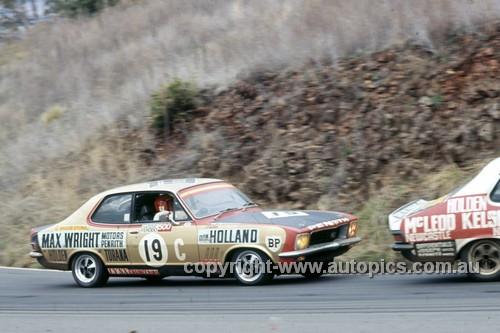 72846 - Don Holland Torana LJ XU1 - Hardie Ferodo 500 Bathurst 1972