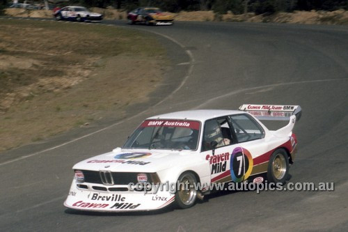 80072  -  Allan Grice, BMW - Amaroo 1980 - Photographer Lance J Ruting