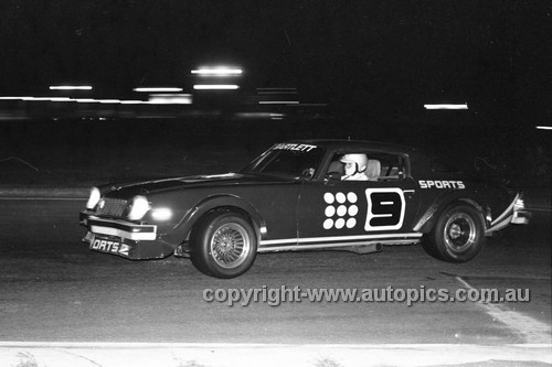 80074  -  Kevin Bartlett, Camaro - Calder 1980 - Photographer Darren House