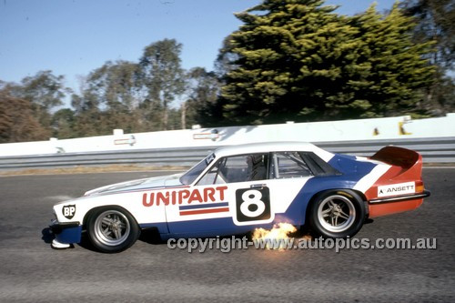 80075 - John McCormack, Jaguar - Sandown 1980