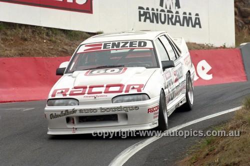 94831  - Ryan McLeod / Kevin Burton / Peter McLeod, Commodore VL  - Tooheys 1000 Bathurst 1994 - Photographer Marshall Cass