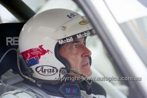 95045 - Peter Brock, Commodore - Sandown 1995 - Photographer Marshall Cass
