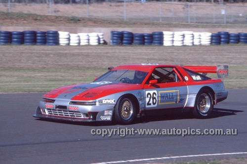95047 - Des Wall, Supra - Eastern Creek 1995 - Photographer Marshall Cass