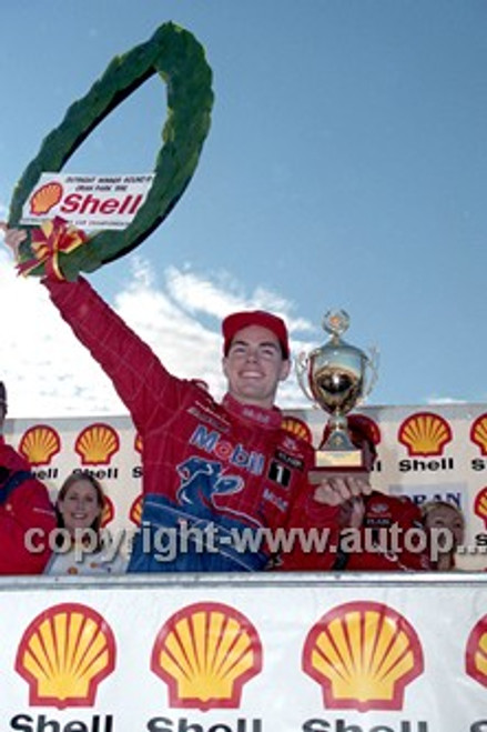 98211 - Craig Lowndes, Holden Commodore VS - Oran Park 1998 - Photographer Marshall Cass