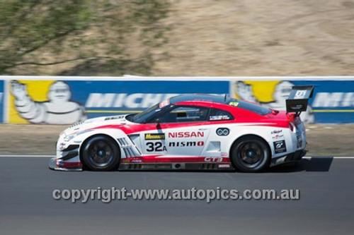14028 - R. Kelly / K. Chiyo / A. Buncombe/ W. Reip - Nissan GT-R NISMO GT0 - 2014 Bathurst 12 Hour  - Photographer Jeremy Braithwaite