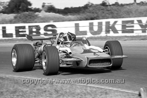 70664 - Ulf Notinder, Lola T190 Chev - Surfers Paradise Tasman Series 1970 - Photographer David Blanch