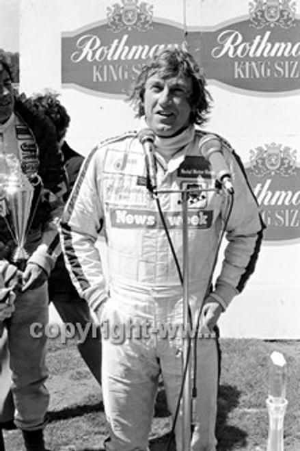 80514 - Guy Edwards Fittipaldi F5A Ford Cosworth V8  - Sandown 1980 - Photographer Darren House