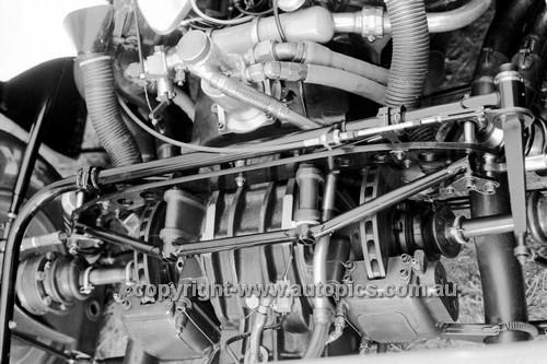 80519 - Guy Edwards Fittipaldi F5A Ford Cosworth V8  - Sandown 1980 - Photographer Darren House