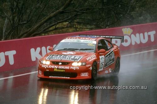 203049 - Brock / Murphy / Bright / Kelly - Holden Monaro CV8 - Bathurst 24 Hour 2003