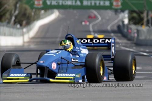 99511 - Brenton Ramsay,  Reynard 94D - Formula Holden - Adelaide 500 1999 - Photographer Marshall Cass