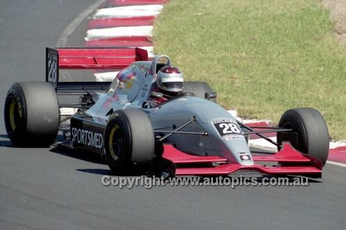 99517 - Roger Oakeshott,  Reynard 95D - Formula Holden - Eastern Creek 28th June 1999 - Photographer Marshall Cass