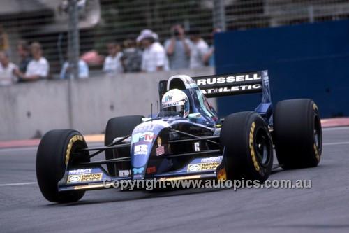 94507 - David Brabham, Simtek-Ford -  Australian Grand Prix - Adelaide 1994