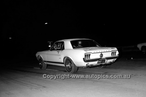 67957 - Surfers Paradise Drags 26th August 1967 - Photographer Lance J Ruting