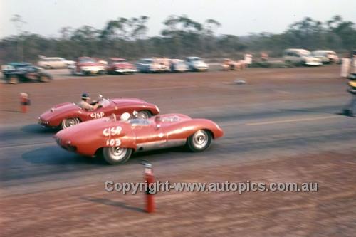 64985 - Castlereagh Drags 1964 - Photographer Lance J Ruting