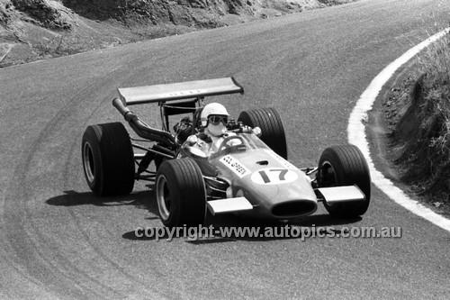 70907 - Colin Green, Brabham Repco Climax -  Bathurst 1970  - Photographer Lance J Ruting