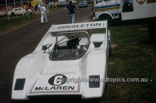 75079 - Barry Singleton, McLaren - Lakeside 1975 - Photographer Martin Domeracki