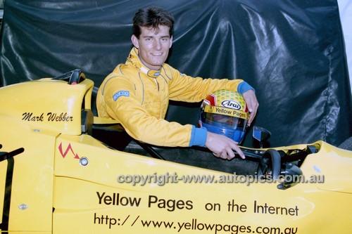 95303 - Mark Webber, Formula Ford, Indy 1995 - Photographer Marshall Cass