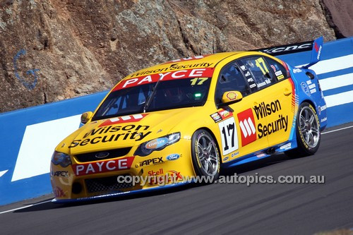 14071 -   David Wall & Steven Johnson, Ford Falcon FG - 2014 Supercheap Auto Bathurst 1000 - Photographer Craig Clifford