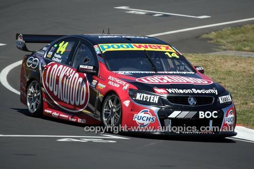 14065 - Fabian Coulthard & Luke Youlden, Holden VF Commodore - 2014 Supercheap Auto Bathurst 1000 - Photographer Craig Clifford