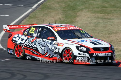 14056 -  James Courtney & Greg Murphy, Holden VF Commodore - 2014 Supercheap Auto Bathurst 1000 - Photographer Craig Clifford