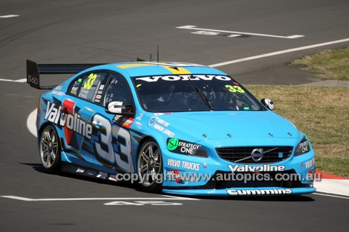 14054 -  Scott McLaughlin & Alexandre Prémat, Volvo S60 - 2014 Supercheap Auto Bathurst 1000 - Photographer Craig Clifford